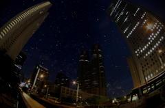 新宿夜空Ⅱ