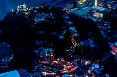 2016 犬山祭 空の旅