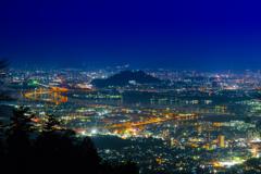 広島の夜景。。。