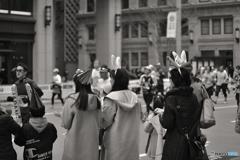 東京マラソンの日---②
