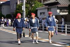 羽田神社夏季例大祭---⑫