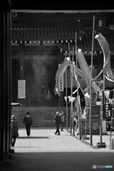 川崎大師散歩---②