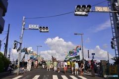 羽田神社夏季例大祭---⑬