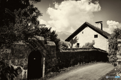 スイス・マイエンフェルトの農家