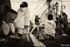 和太鼓集団 「ひびき」