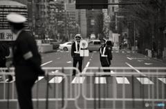 東京マラソンの日---④
