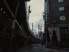 osaka street snap HEP