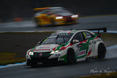 2017 FIA WTCC JVCKENWOOD 日本ラウンド⑤