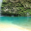 エメラルド~雄川の滝2