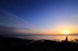 遠見番山~夕景