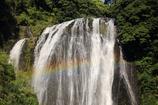 虹をかける滝~龍門滝