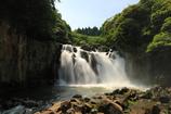 豪快~関之尾の滝