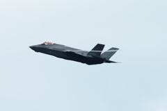 F-35(観閲式本番)④