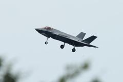 F-35(観閲式本番)③