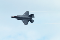 F-35(観閲式本番)②