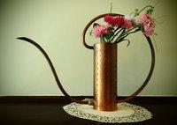 OLYMPUS E-M1で撮影した(花と水差し)の写真(画像)