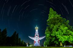 星グルグル太陽の塔