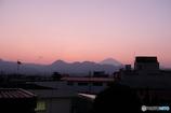 新松田からの富士