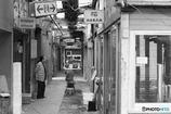 奈良町の商店街