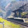 嘉例川駅 春