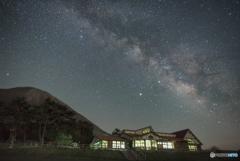星取県で星撮り