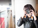 キュートなphotographer