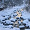 ぷらっと旅 豊平川 冬の佇まい