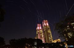 星降る東京