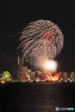 2017横浜開港祭花火