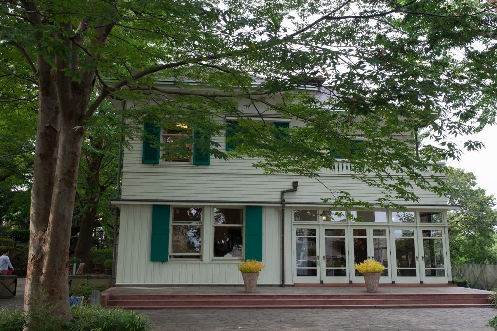 山手西洋館ハロウィン装飾 エリスマン邸