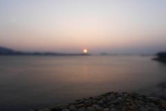 淡水の夕日③