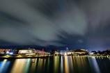 環水公園の明かり
