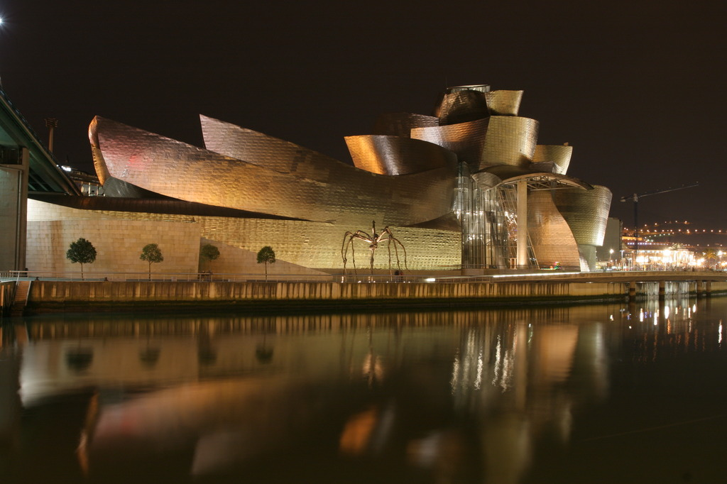 Museo Guggenheim, Bilbao, ES