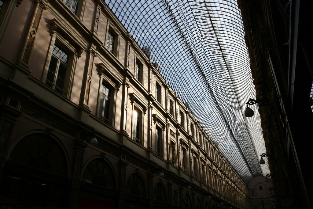 Galerie de la Reine, Bruxelles, BE