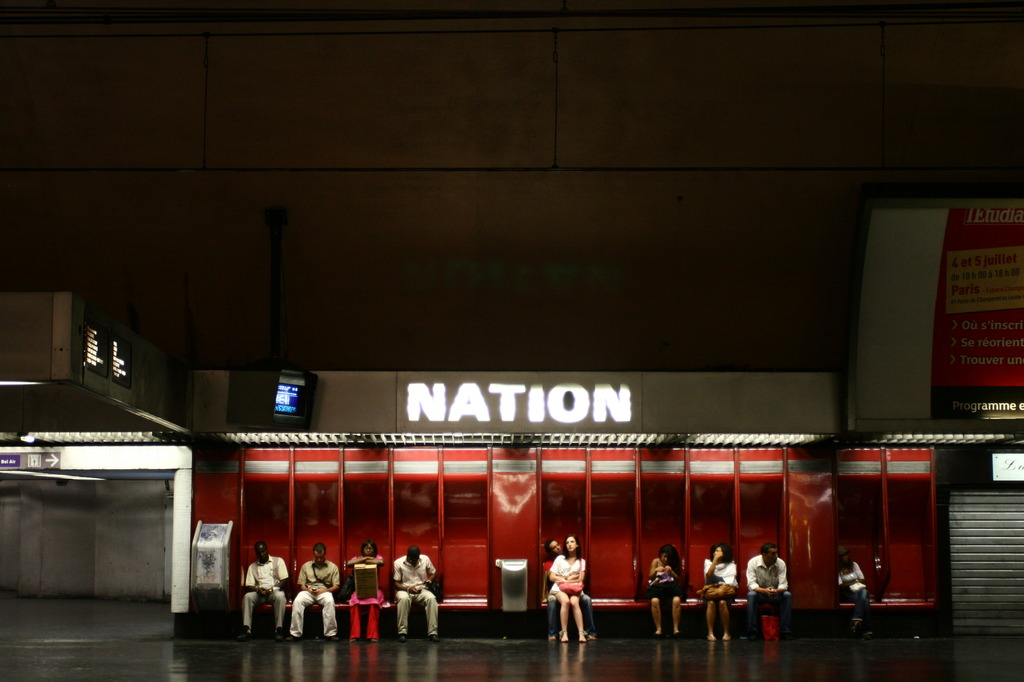 Nation, Paris, FR