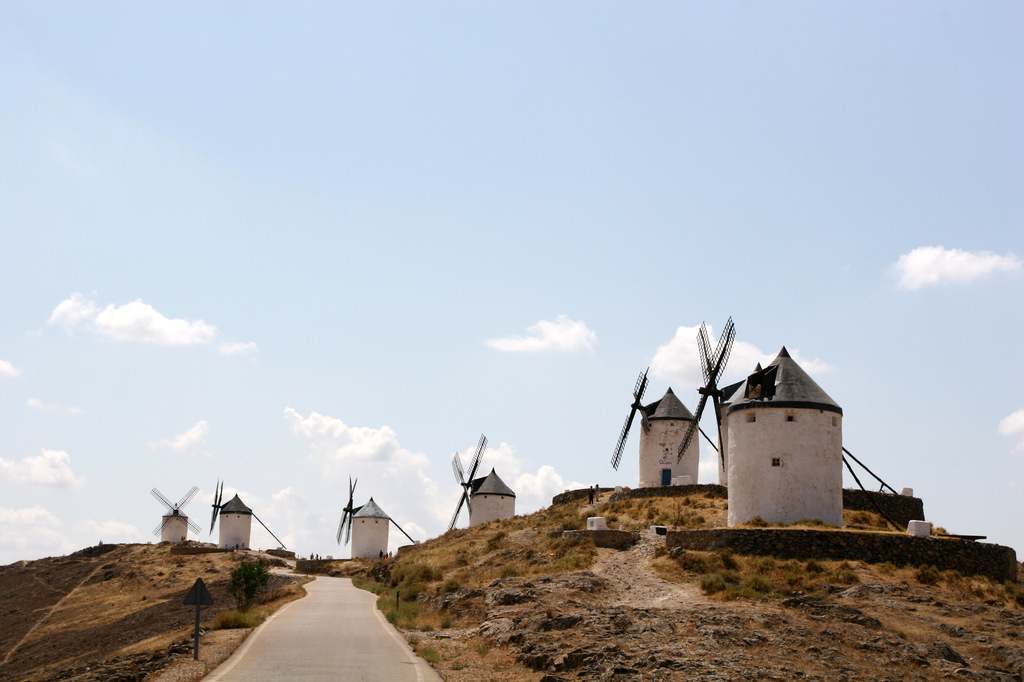 ラ・マンチャの丘