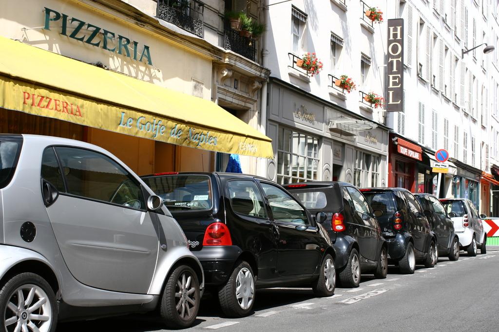 Smart x 5, Paris, FR