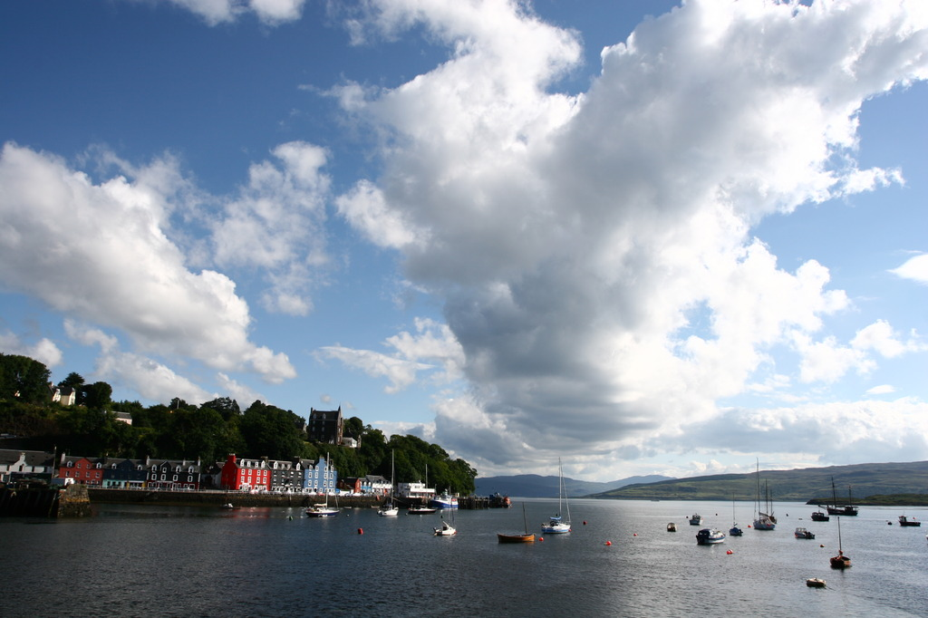 Tobermory, Isle of Mull, UK
