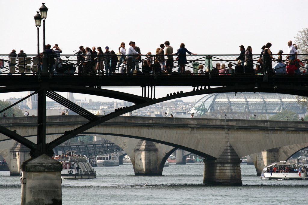 Pont des Arts, Paris, FR