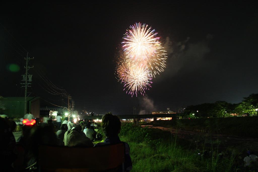 中津川花火大会