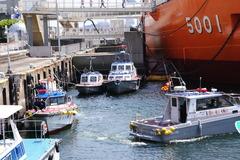 名古屋港水上警察