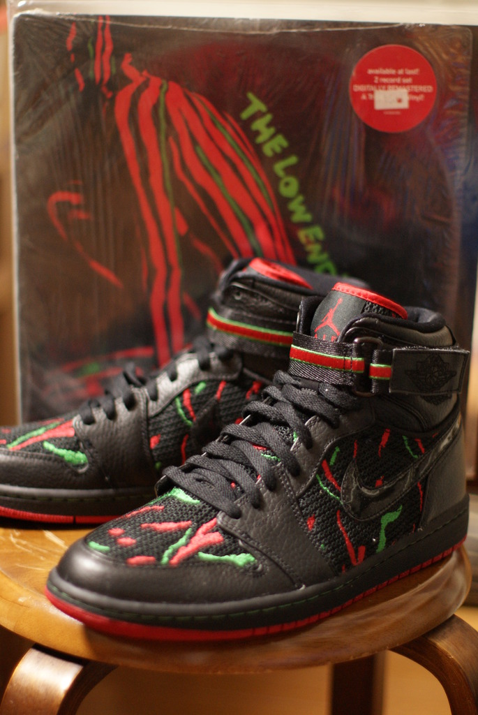 Nike × A Tribe Called Quest