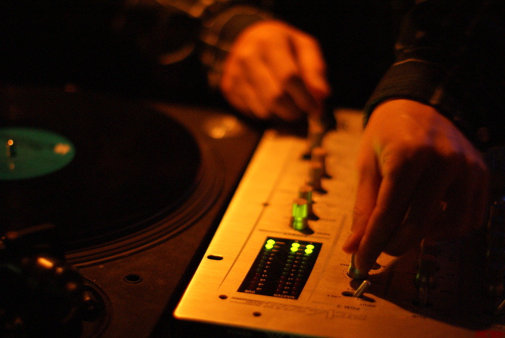 DJ S-Watch
