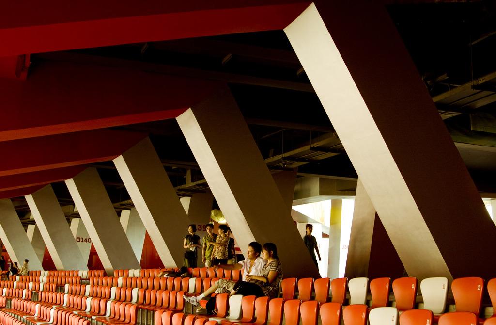 オリンピック スタジアム 北京