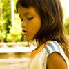 カンボジアの少女