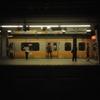 新宿駅 11:27A.M.