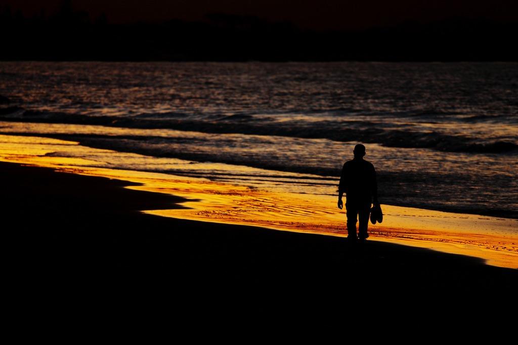 Sunset Of Byron Bay