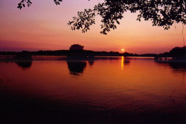 SUNSET of Amazonas