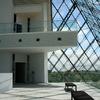 モエレ沼公園 ガラスのピラミッド「HIDAMARI」