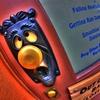 Poignée de porte de chanter
